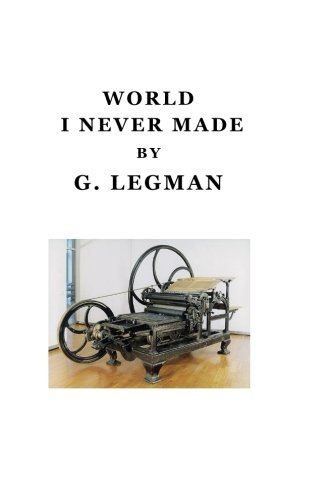 World I Never Made: Book Three of Peregrine Penis pdf epub