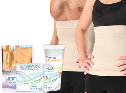 Tummy Tuck Miracle Slimming System (1) Weight Loss Accelerator