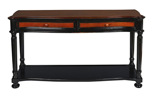 New Classic Jamaica Sofa Table, Cherry/Tobacco Review