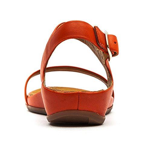 Fitflop Mujeres Banda Backstrap Sandal Zapatos Ultra Orange