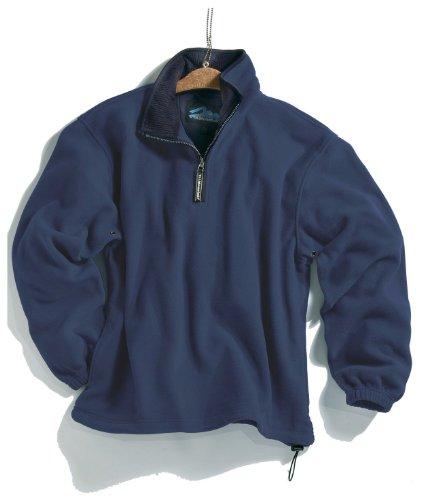 Zip Mens Fleece - 2