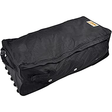 "Cashel Rolling Bale Bag Hay Bag Haybag - Standard (44"" x 18"" x 15"") or Large (50  L x 24  W x 16  H)"