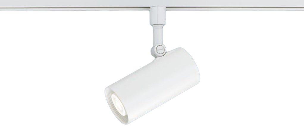 パナソニック(Panasonic) LEDスポットライト60形相当配線ダクト用(電球色)ホワイト LGB54336LB1 B00UT2SSYE 10646  電球色