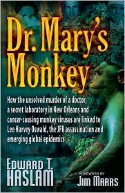 Dr. Mary's Monkey 1st (first) edition Text Only