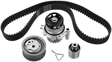 Cocas Timing Belt Kit Water Pump Set for Audi A2 - A3 8P for VW Golf Passat SEAT 1.4 1.9 TDI for Skoda