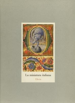 La miniatura italiana.
