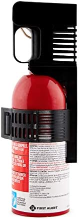 First Alert Fire Extinguisher, Car FireExtinguisher, Red, AUTO5