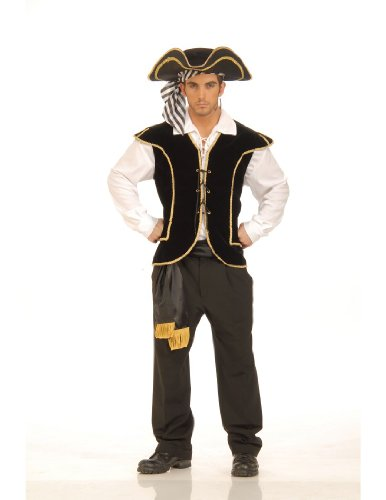 Pirate Vest Male - Pirate Vest Male
