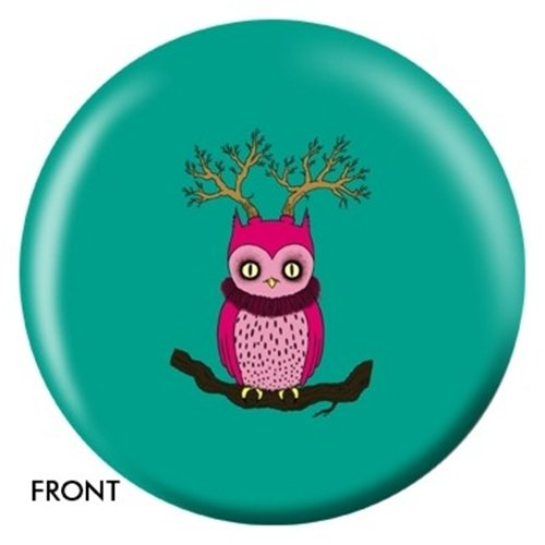Weird Weird Owl Owl 8lbs Designerボーリングボール 8lbs B0056NIHUQ, トッテオキーノ(totteoquino):d7c2402c --- gamenavi.club