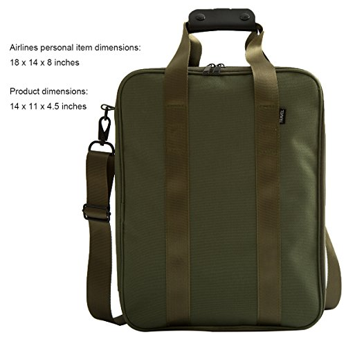 under seat travel bag - 2