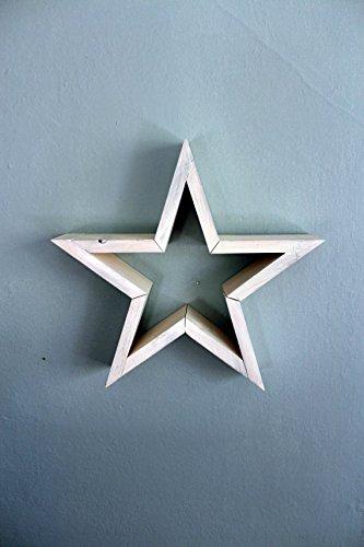 Amazoncom Nagina International Handmade Rustic Wood Star Rustic