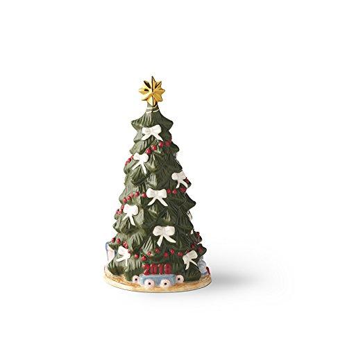 Royal Copenhagen 1024799 Annual Christmas Tree 2018 ()