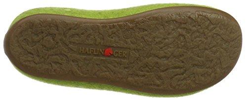 Everest Unisex Aperto Noblesse Haflinger Pantofole Grün Indietro Adulti g0w7Udq