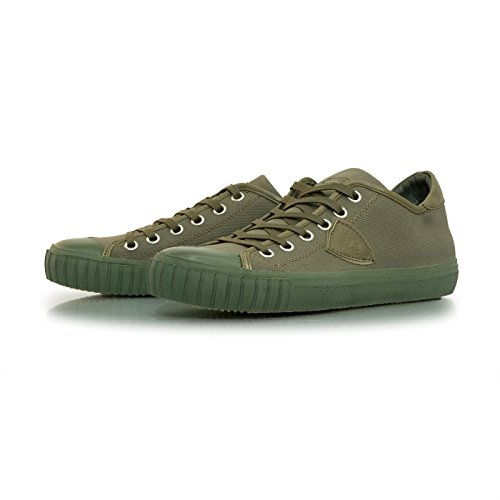 Philippe Model Herren Sneaker Military