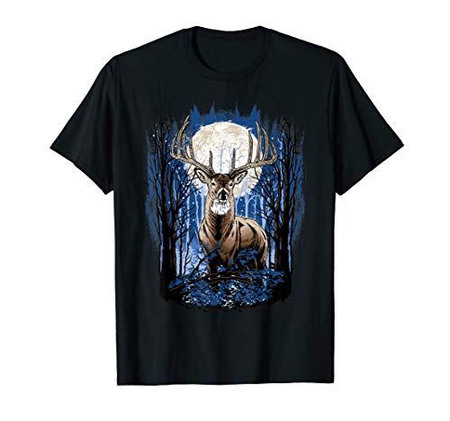 - Deer Hunting Shirt for Hunters - Big Whitetail Buck