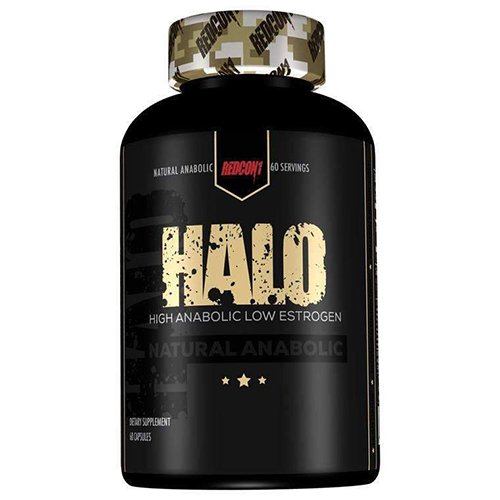 Redcon1 Halo 60 Cap - Build Muscle Fast