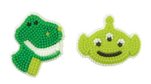 Wilton Toy Story Icing Decorations]()