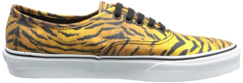 Vans adulto AUTHENTIC Marrone BROWN unisex T Braun Sneaker U Scuro TIGER 8qH5Zn0Hr