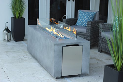 Fire Pit Gray Natural (70
