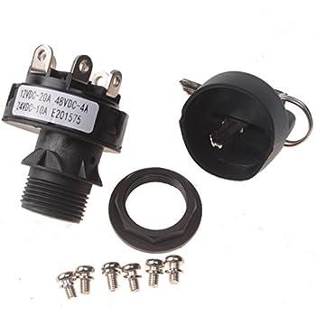 Fine Amazon Com Holdwell Key Switch 4360469 For Jlg T350 1532E2 1932E2 Wiring Digital Resources Instshebarightsorg