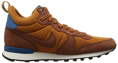 fa258240e30767 hot nike internationalist mid brown d48cd a1f0d