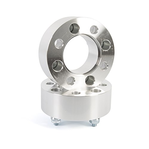 Wide Wheel Spacer (High Lifter Products WT4/156-2S Wide Trac Wheel Spacers - 2in.)