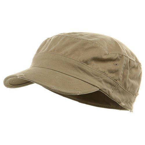Army Cap Khaki - 7