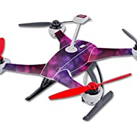 Skin For Blade 350 QX3 Drone – Star Power | MightySkins Protective, Durable, and Unique Vinyl Decal wrap cover | Easy To Apply, Remove, and Change Styles | Made in the USA