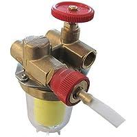 Oventrop - Filtro gasoil - Reciclaje con llave