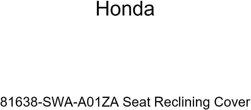 Honda Genuine 81638-SWA-A01ZA Seat Reclining Cover