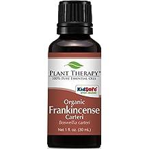 Organic Frankincense carteri Essential Oil. 30 ml. 100% Pure, Undiluted, Therapeutic Grade.