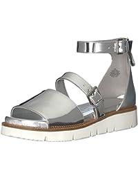 Women's Satoria Synthetic Flat Sandal