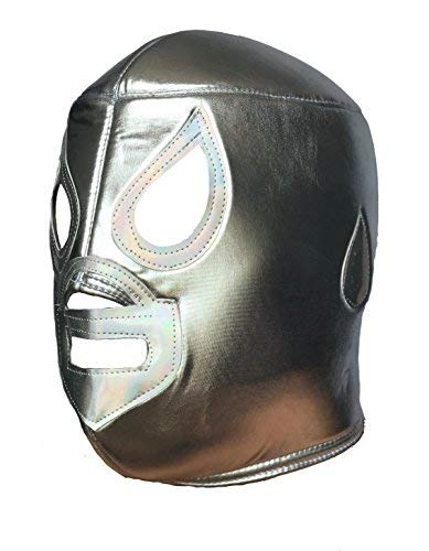 Costumex El Santo Lucha Libre Wrestling Mask -