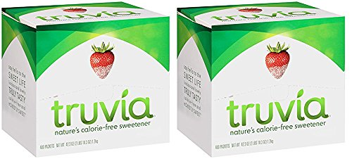 (Truvia Natural Sweetener rctuz - 400 Count (2 Pack))