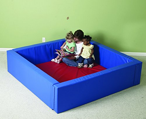 Infant Toddler Play Yard w Floor by Children's Factory