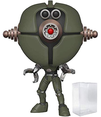 Funko Pop! Games: Fallout - Assaultron Vinyl Figure (Includes Pop Box Protector Case)
