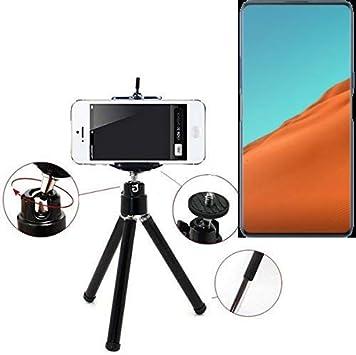 K-S-Trade® Smartphone Trípode/Soporte Móvil/Trípode como para Nubia X. Trípode De Aluminio/Trípode con Soporte para El Teléfono Móvil, Universal para Todos Los Teléfonos Inteligentes Y: Amazon.es: Electrónica