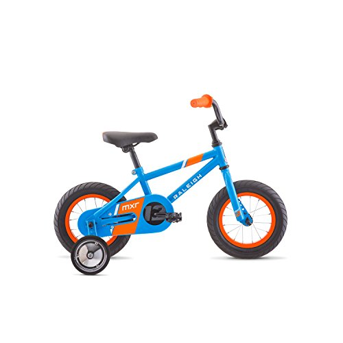 Raleigh 2018 MXR 12 Kids Bike Blue