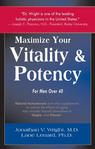 Maximize Your Vitality & Potency for Men Over - Testosterone Maximize