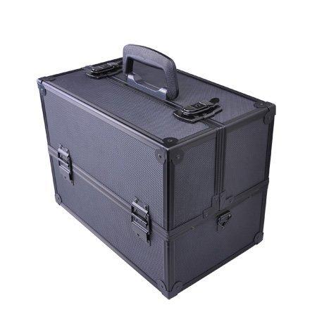 Professional Aluminum Cosmetic Storage Generic