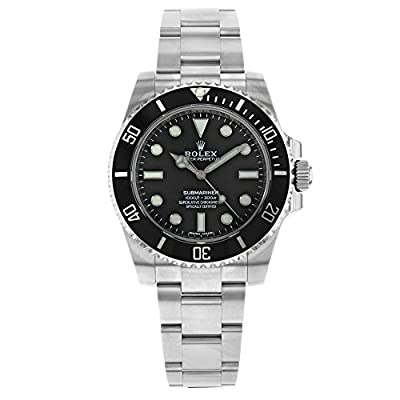 Rolex Submariner Automatic-self-Wind Male Watch 114060 (Certified Pre-Owned) by Rolex