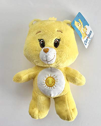 "Care Bears 8.5"" Plush Doll, Funshine Bear from Care Bears"