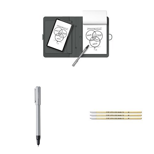 Wacom Bamboo Spark With Tablet Sleeve, Bamboo Spark PEN, And INK Cartridges
