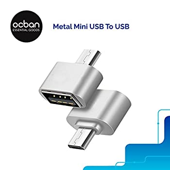 Cable Adapter Travel Metal Mini USB to USB Connector Accesories For Cell Phones Notebooks Pcs Usb Devices Connect All Compact Lightweight Design Phone Support Strong Quality Great Price Ocban