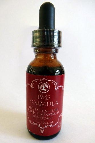 PMS Formula - Herbal Tincture for Peri-menstrual Symptoms - 1 Fl Oz*