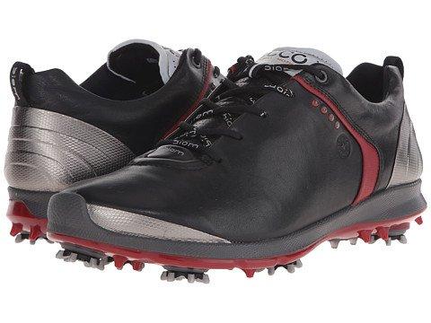 [エコー] メンズゴルフシューズ靴 BIOM G 2 GTX [並行輸入品] 39 (US Men's 5-5.5) (n/a) D - M Black/brick B07223G1L7