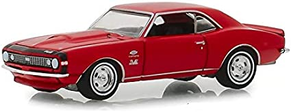1967 Chevrolet Yenko Copo Camaro Rally Red Greenlight Muscle Series 21 1//64 Diecast Model Car by Greenlight 13230 A