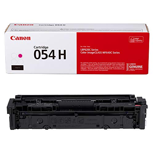 Cartridge 054 Magenta High Capacity - Yields up to 2,300 Pages