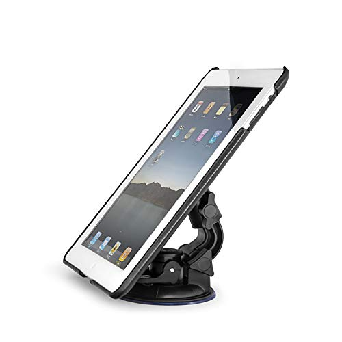 Grifiti Nootle iPad 234 Suction Stand For Windows, Glass 2 Nootle Products Used Together or Stand Alone: Ipad Mount Tripods, Microphone, Music Stands with 1/4-20 mount for iPads, iPhones, Camera, GPS