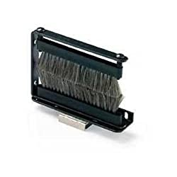 Mini-stat Bench-mount Two-brush Anti-static Film Cleaner